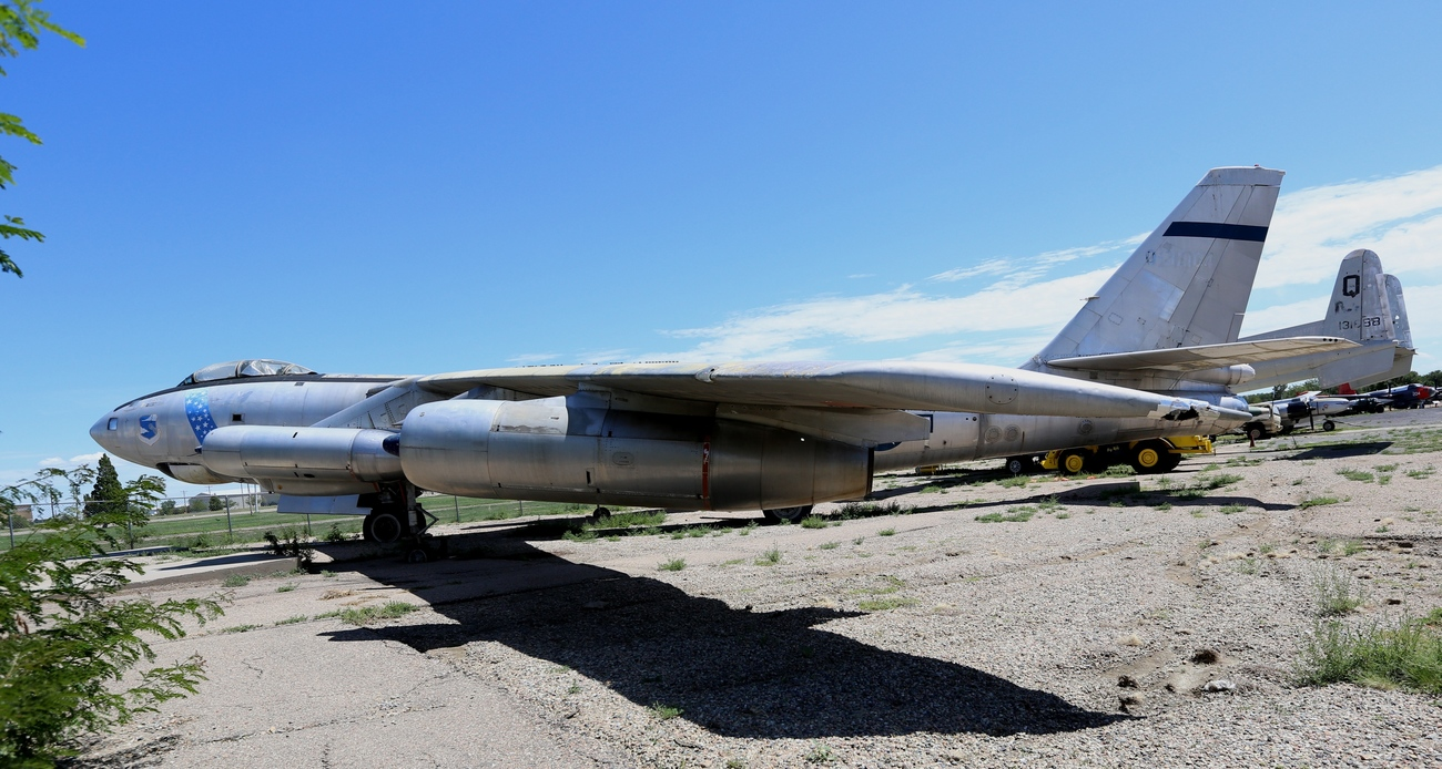 another view of the B 47