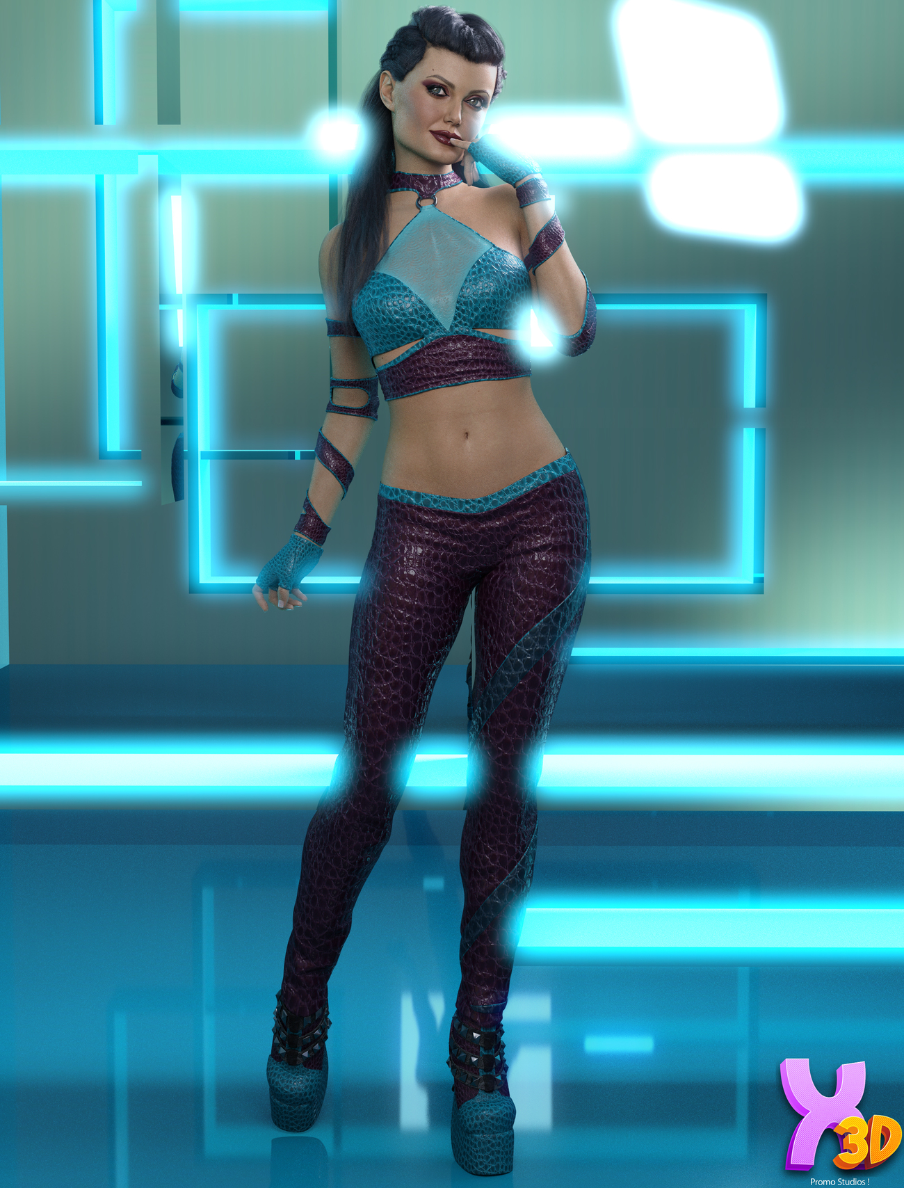 Exotic Leather Shader Presets 1