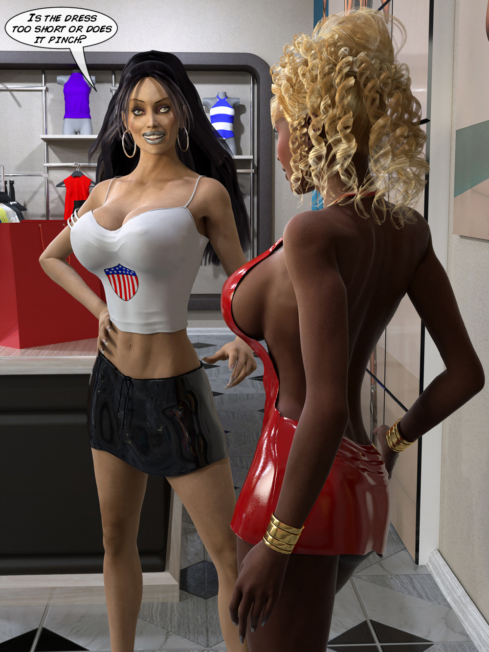 Superstar Shopping 2