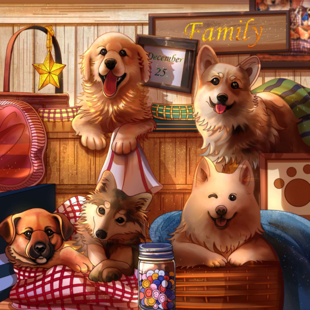 For Dog Lovers by Lyne