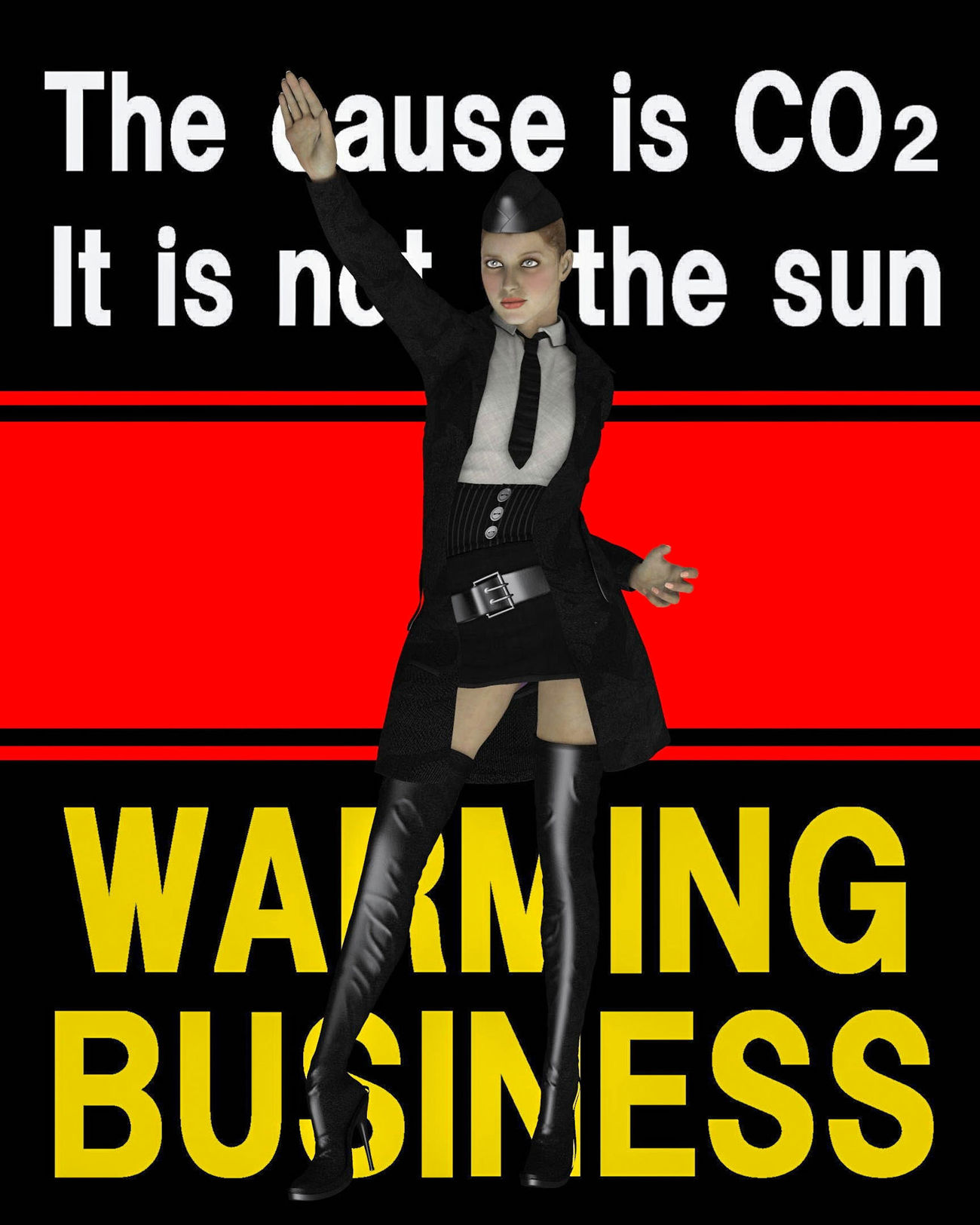 Warming Business by Ark_Pilot