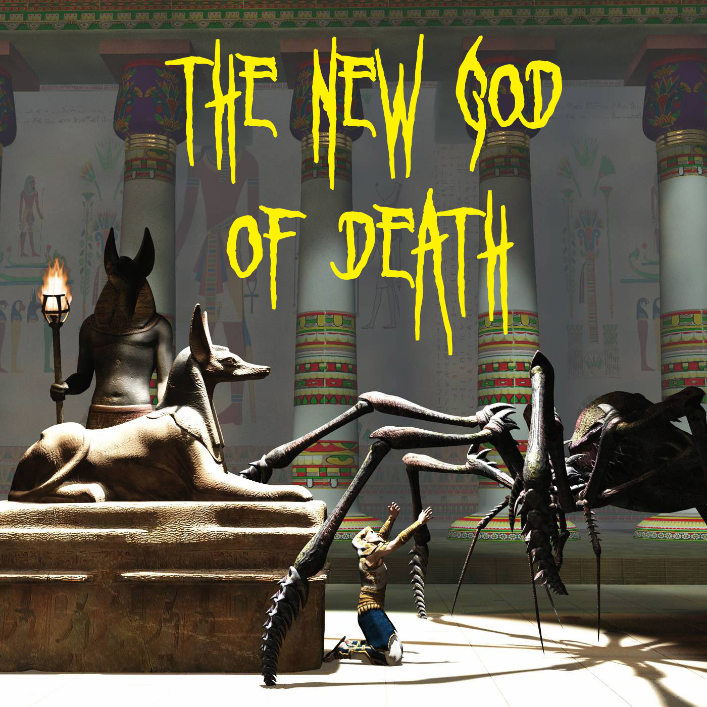 A New God of Death (Version 2)
