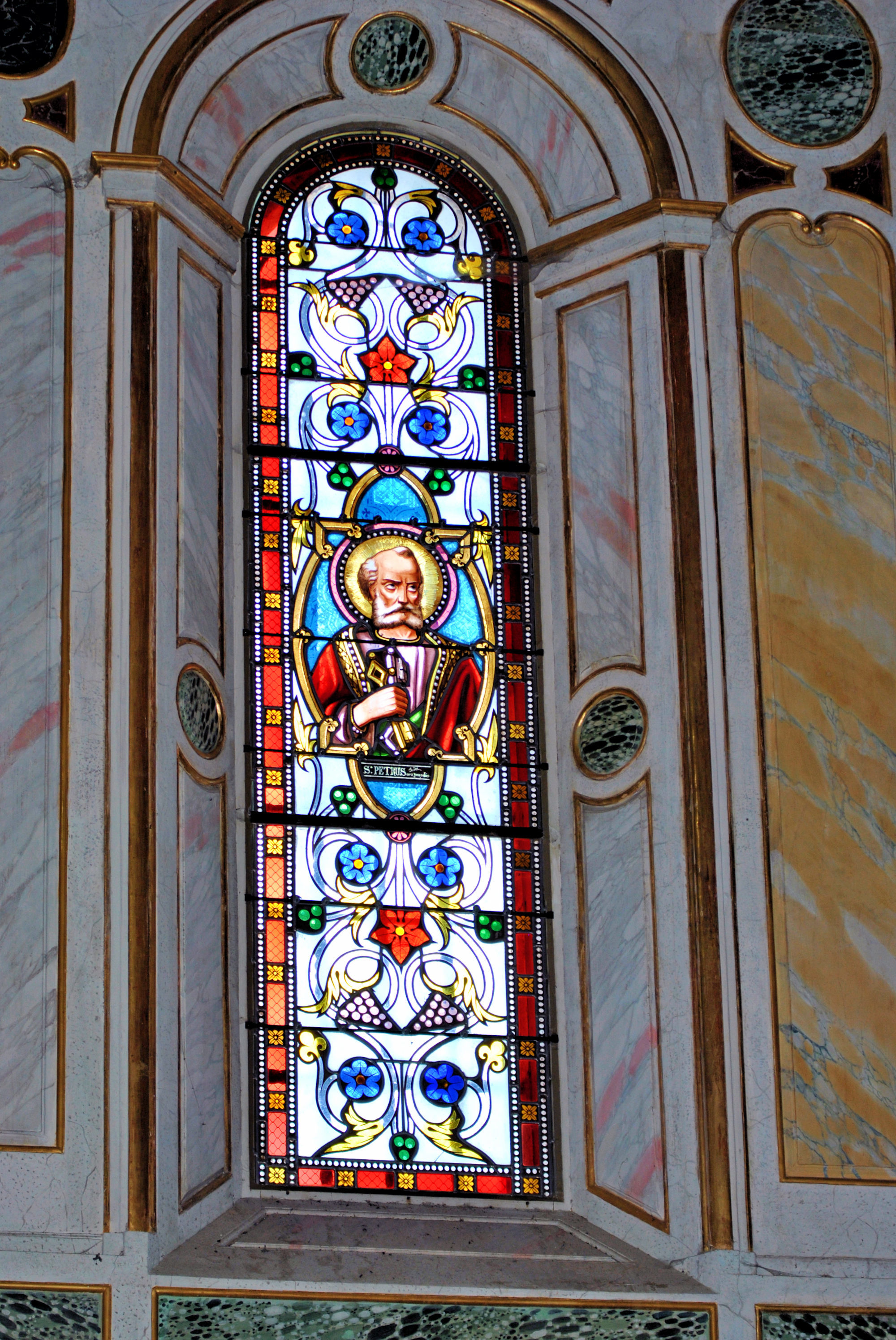 Vitrail - Stained glass window 14
