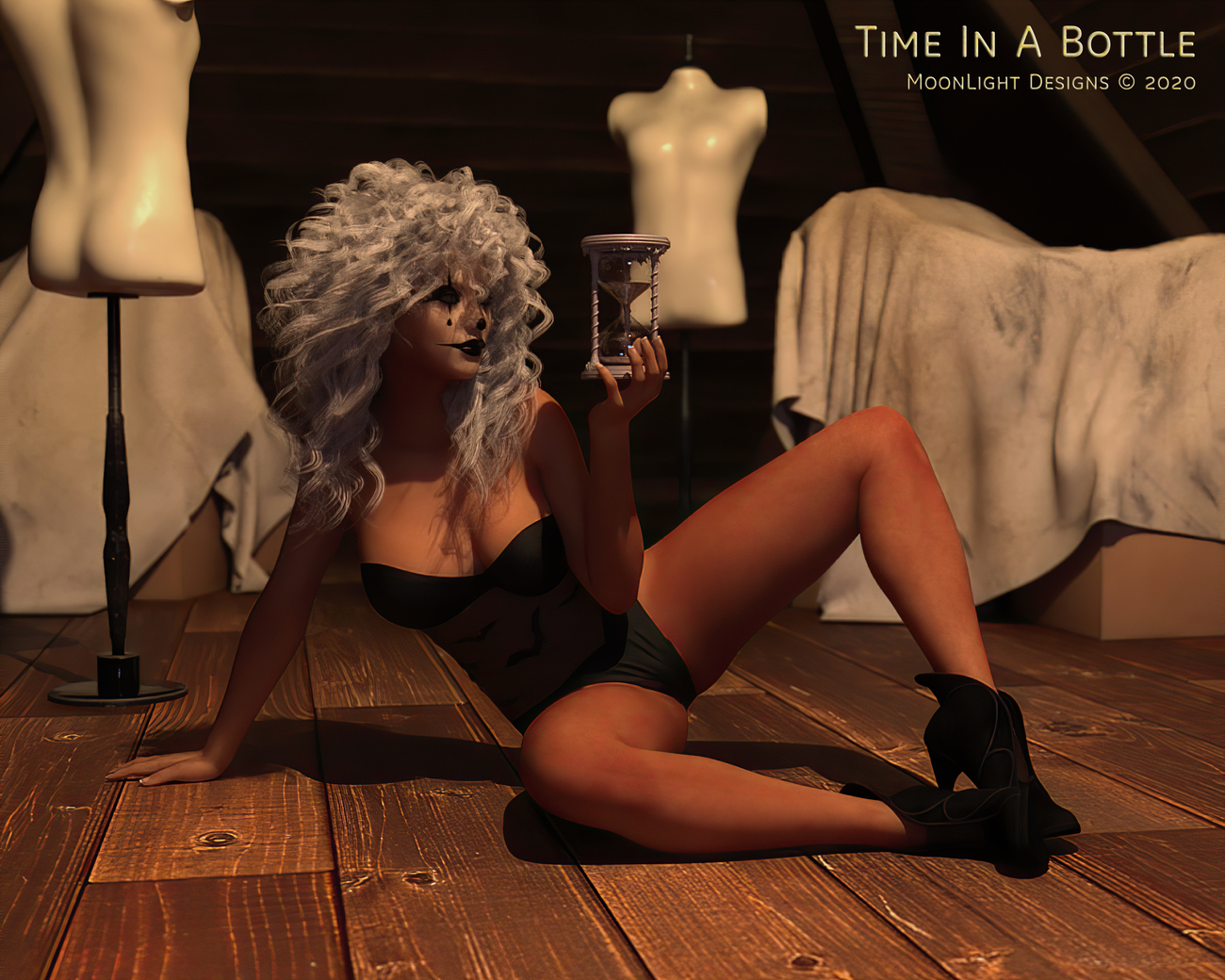 Time In A Bottle by g1tip
