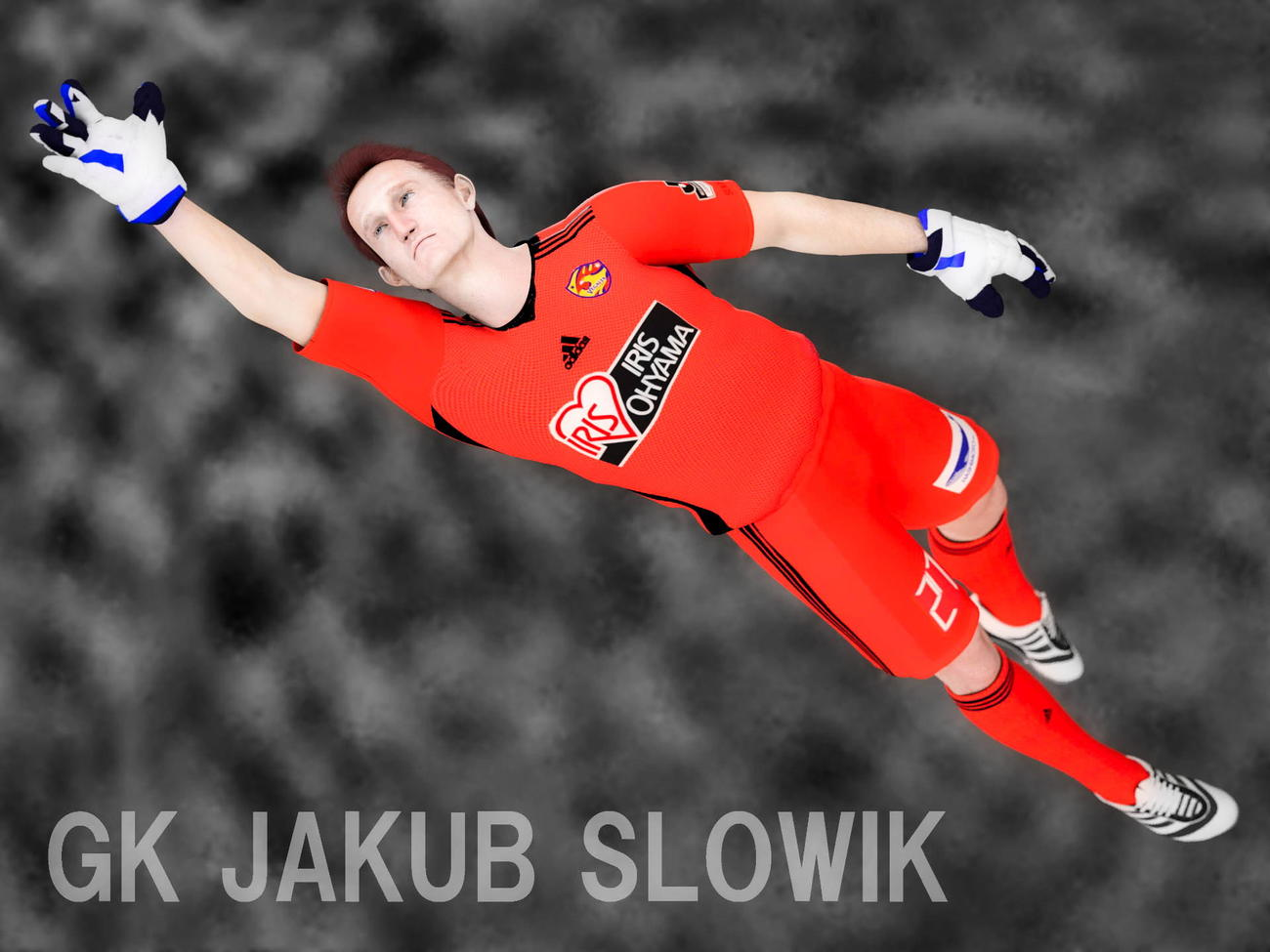 GK JAKUB SLOWIK by Ark_Pilot