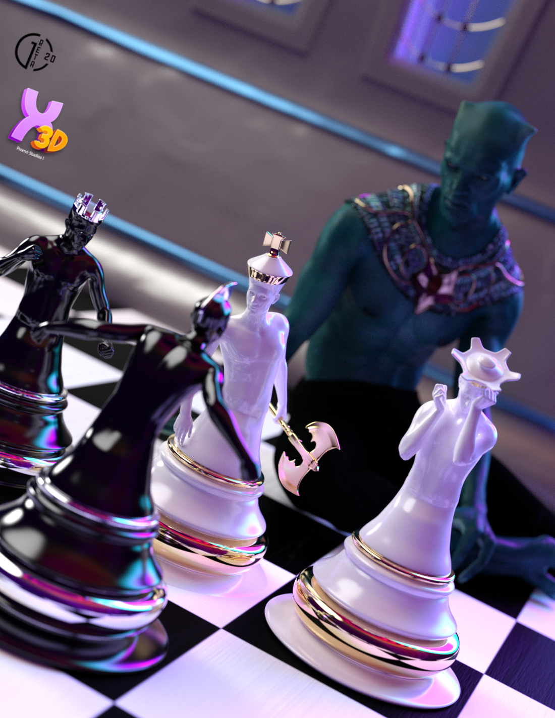 Chess by -Greta-