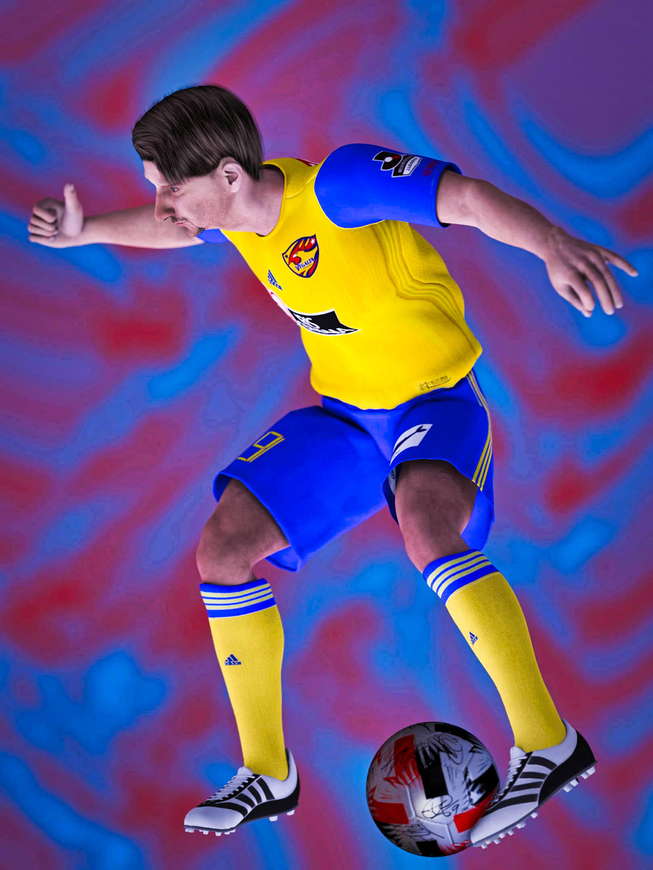 ISAAC CUENCA 3 by Ark_Pilot