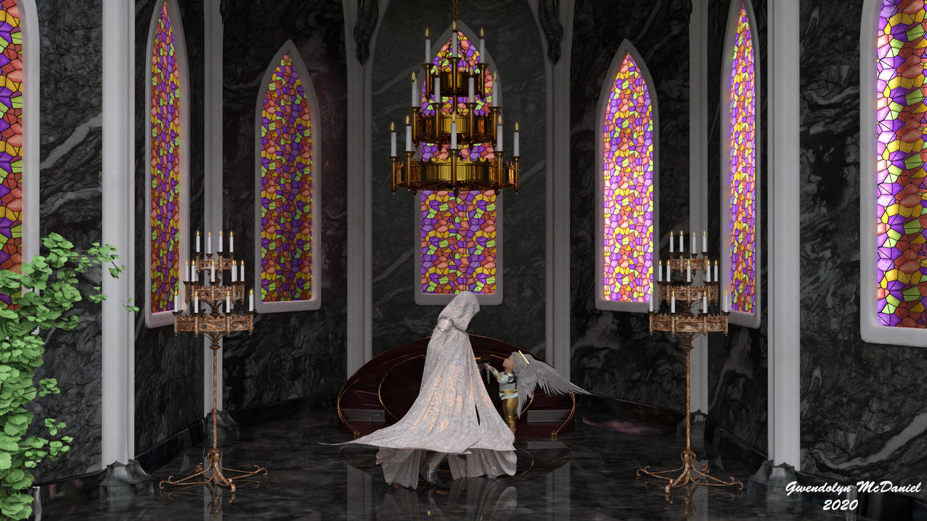 At the Chapel by Nightwind