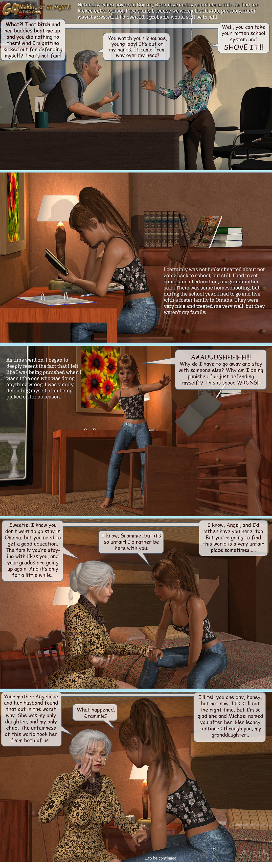 G4's Story - Page 3 by RodS