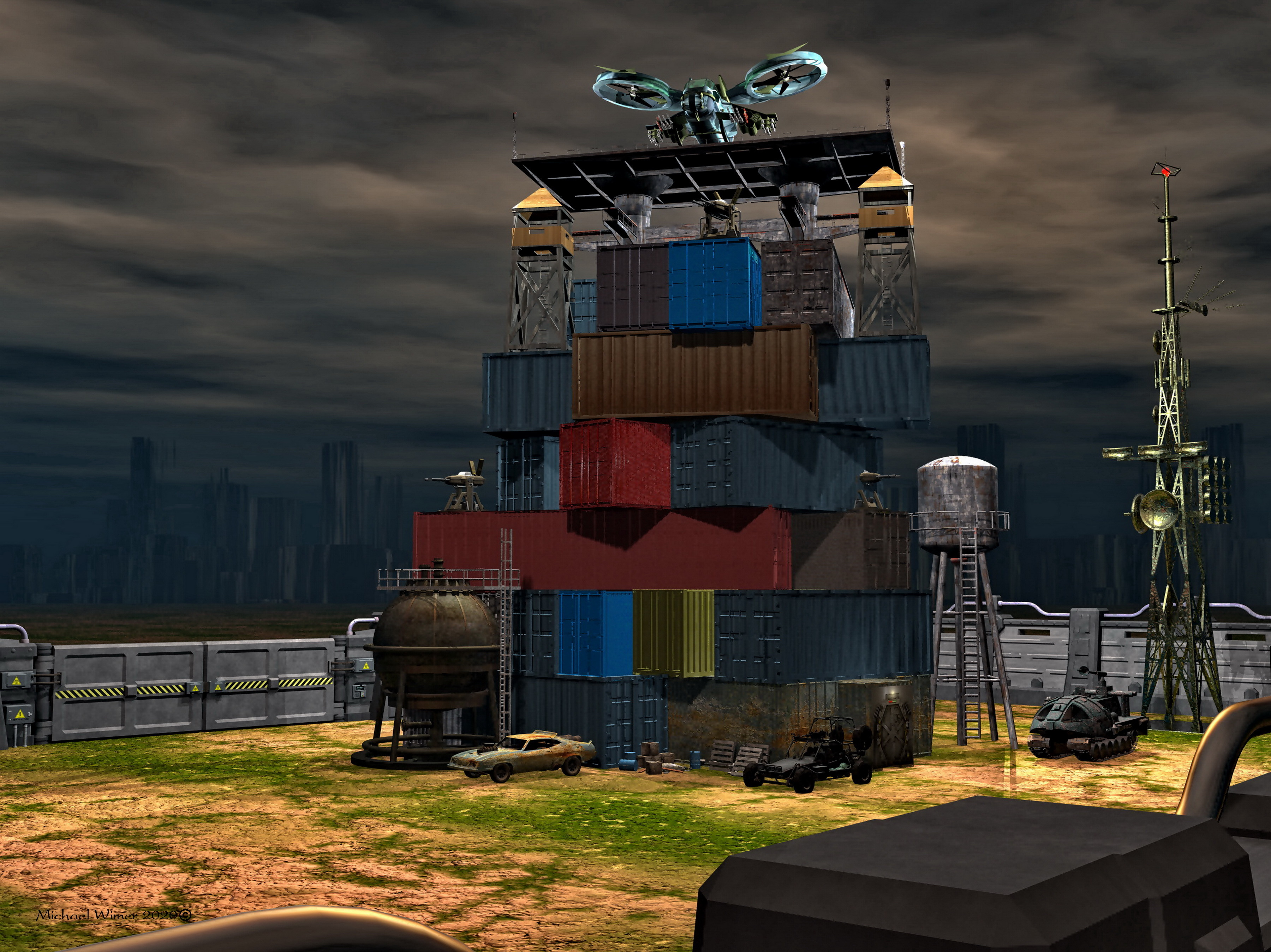 Container Compound