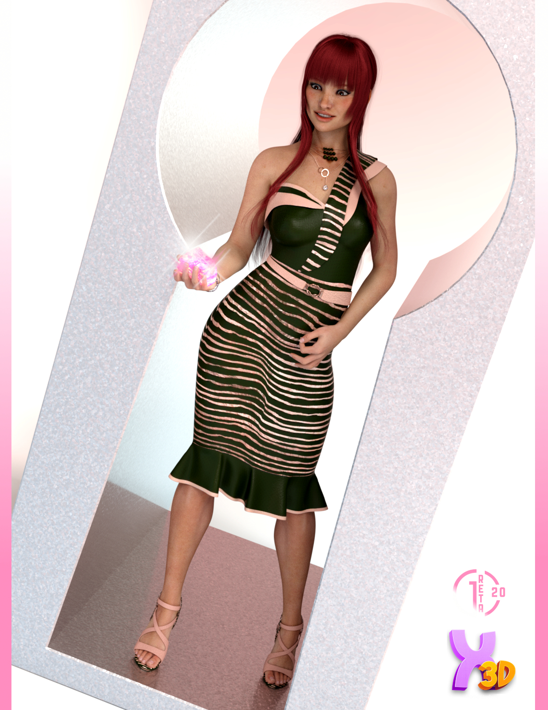 Ambition for Nola Outfit G8F by -Greta-