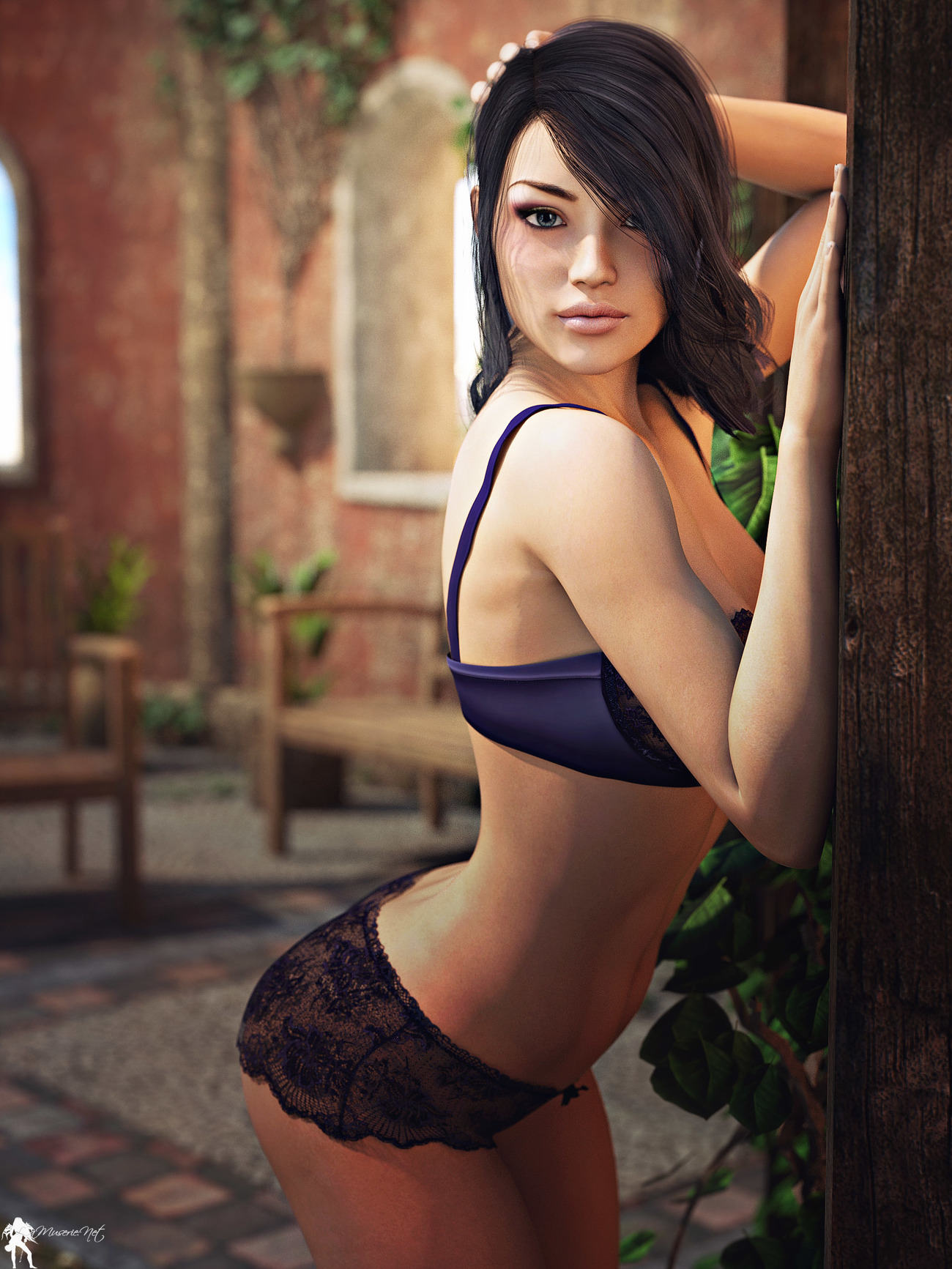 Babe Camille 5 by Lamuserie