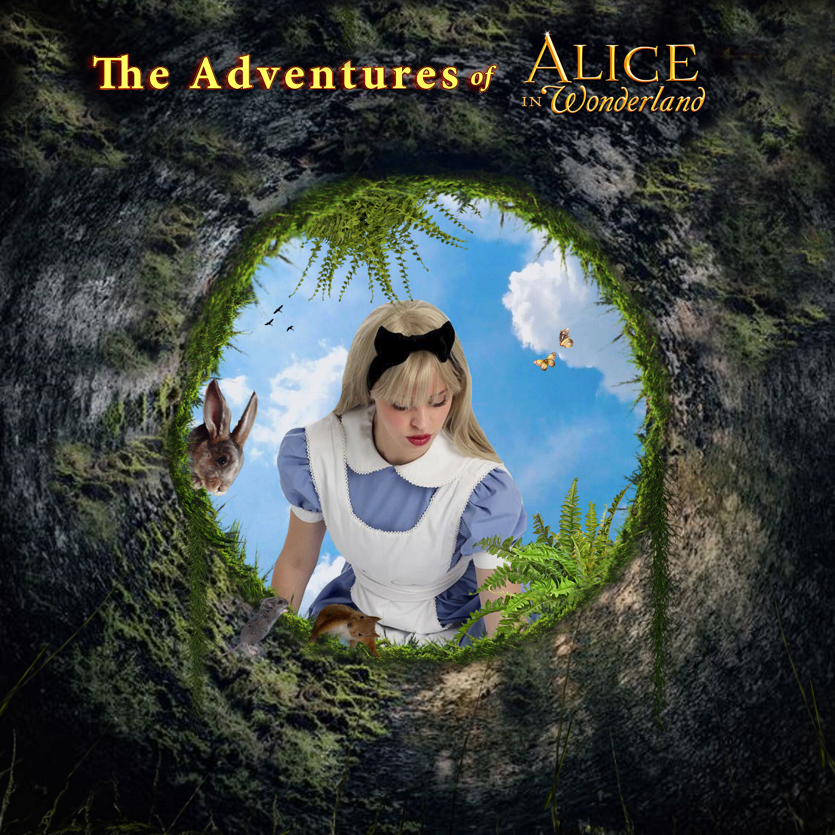 The Adventures of Alice in Wonderland, for all my