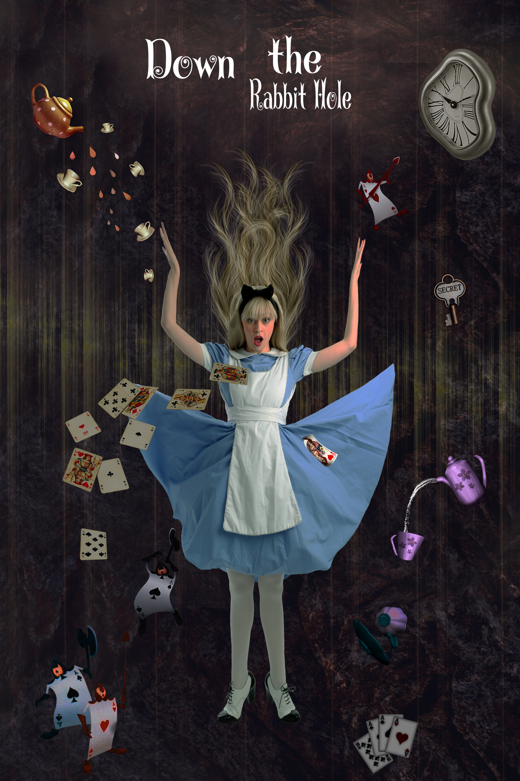 Alice! Down the Rabbit Hole. 2