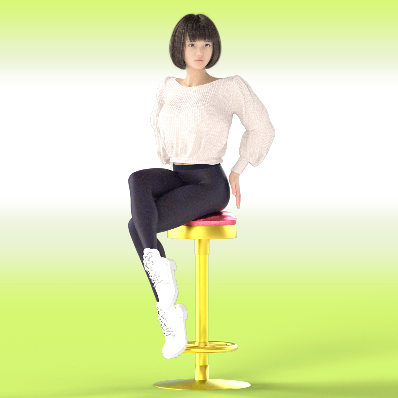 Morphing Stool Prop -9- by x7