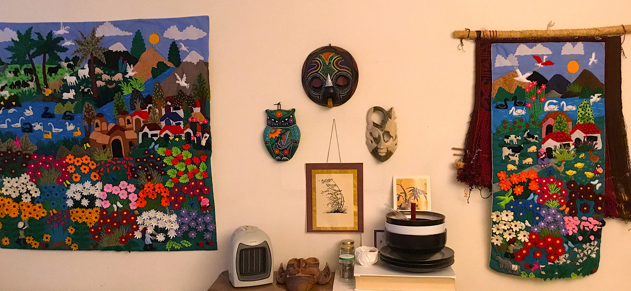 A Wall at Home by anahata.c