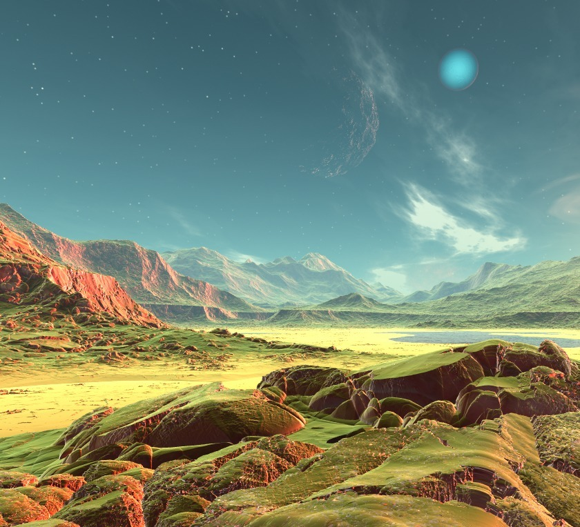 Across The Valley of Inqua