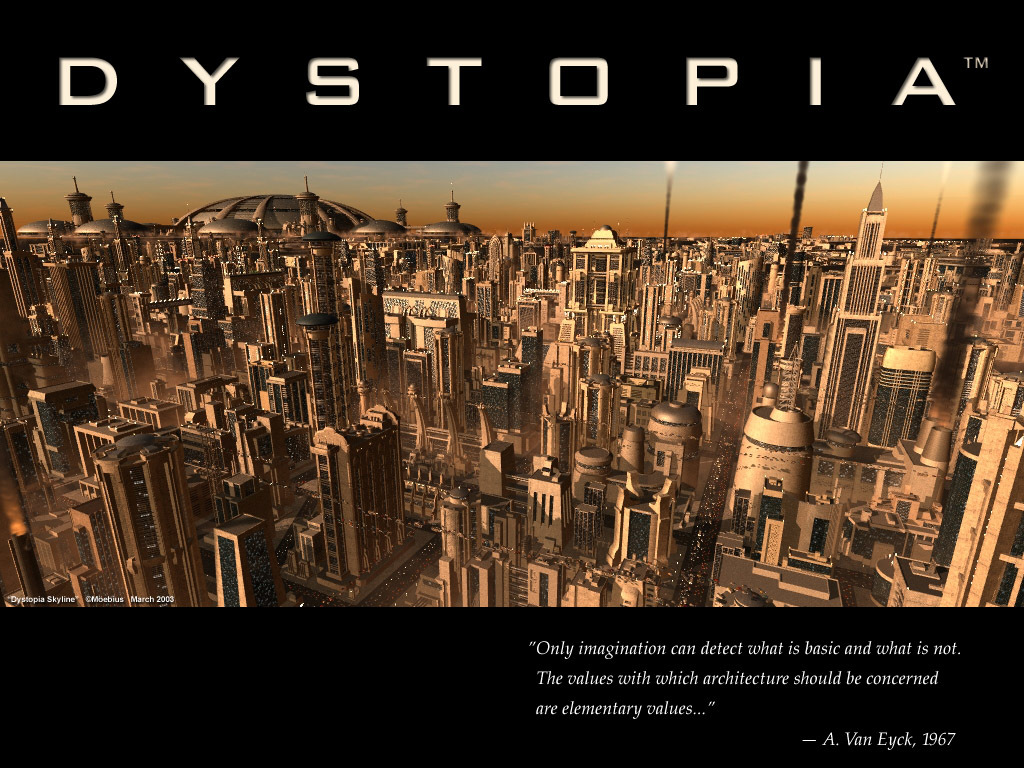 Dystopia Skyline - Final