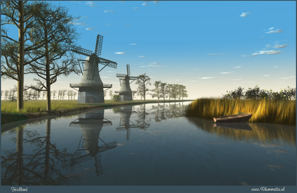 Holland by Alfons