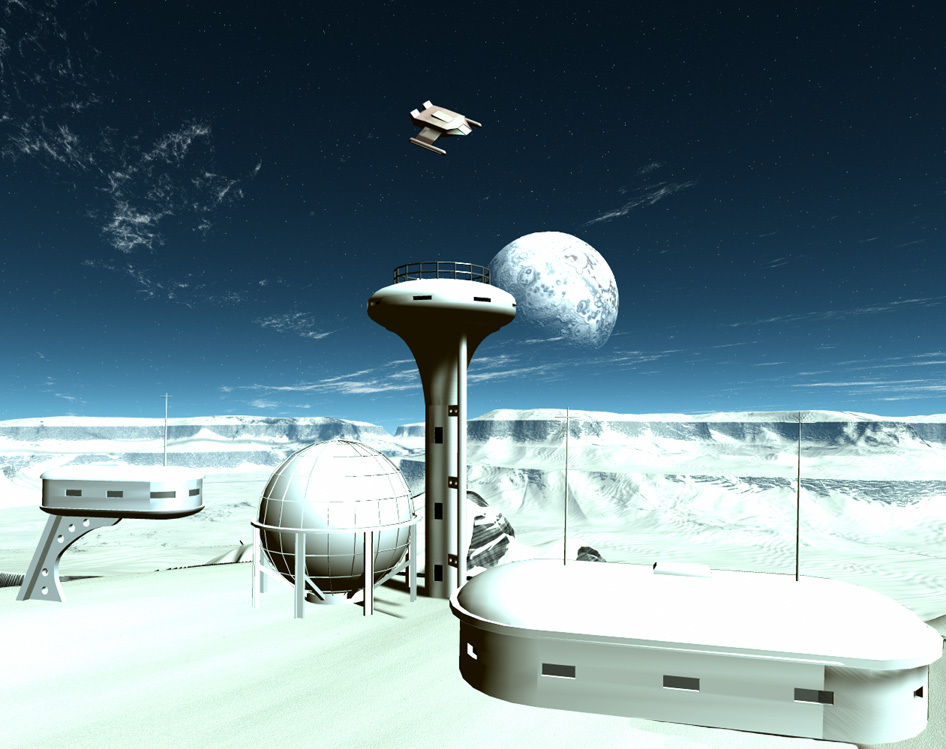 Planet Shive Outpost