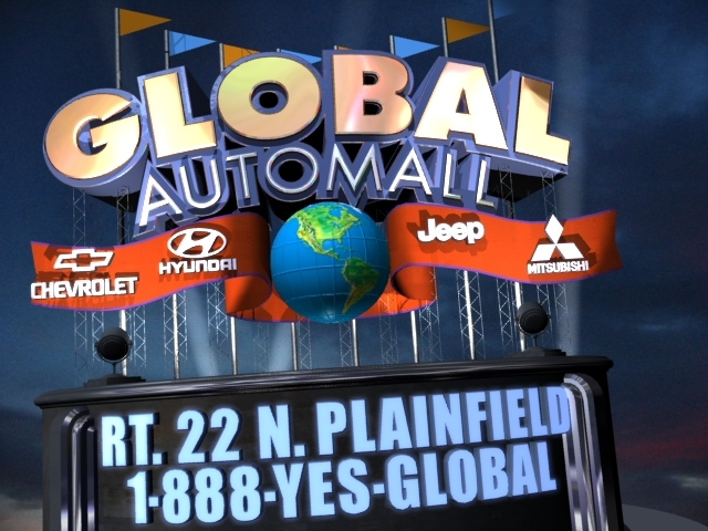global automall-WIP