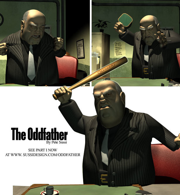 ODDFATHER ANIMATION: PART1