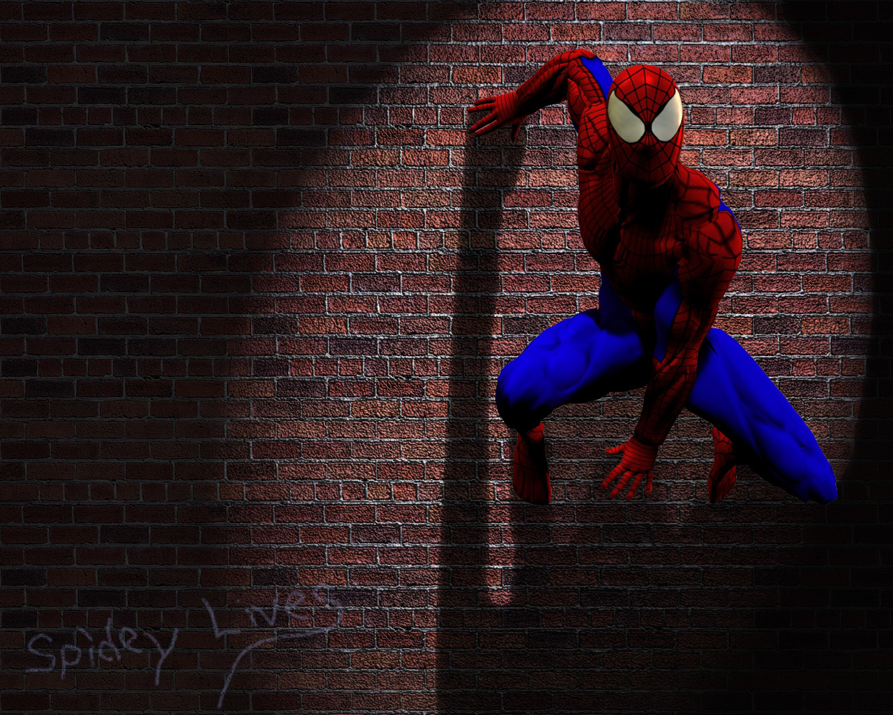 Spiderman Lives!