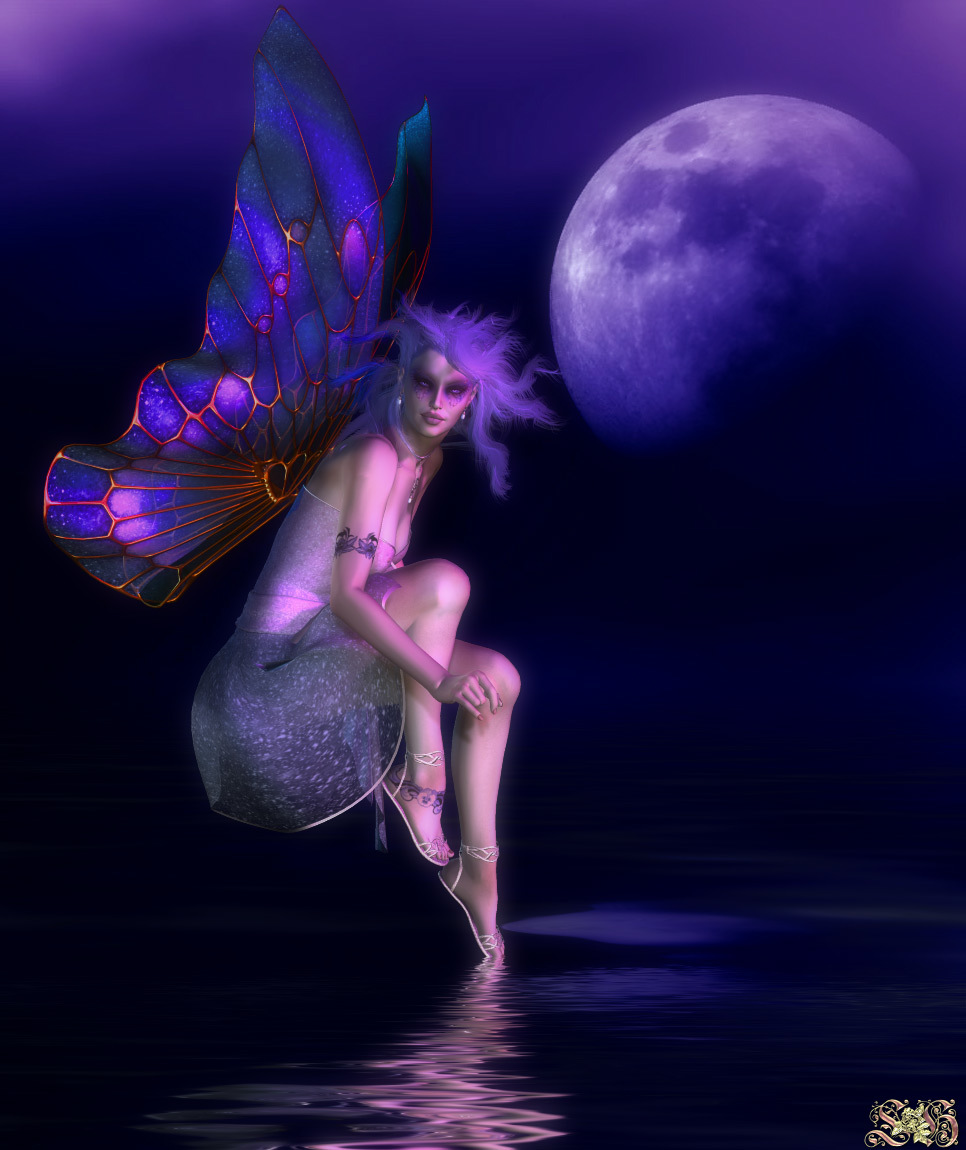 Under The Fae Moon