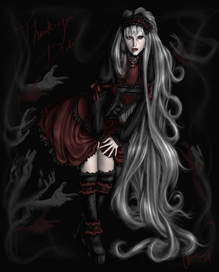 Artistic Vampire *For Dido6* by alsafysh