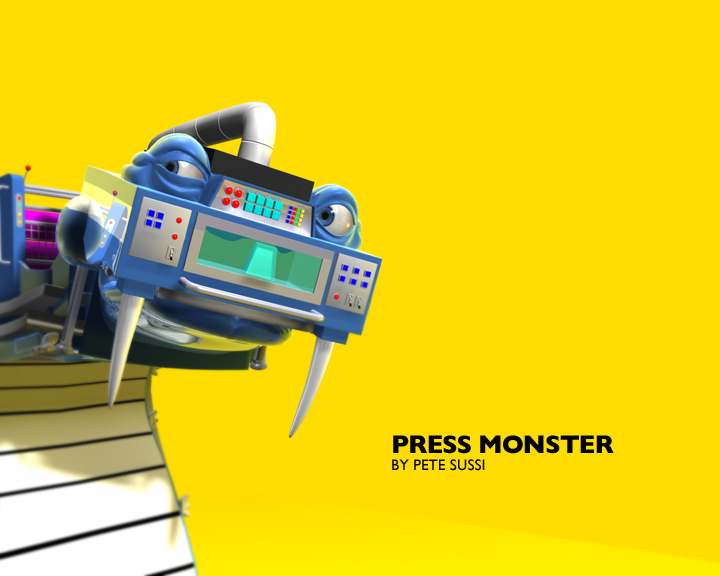 Press Monster