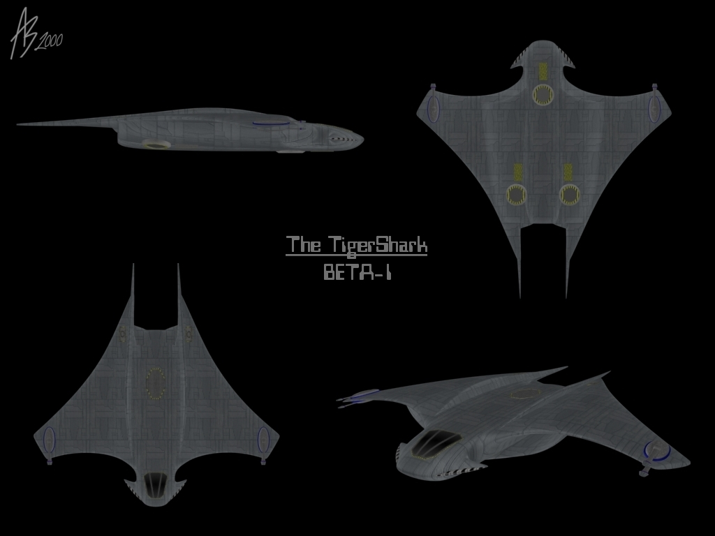 The TigerShark Beta-1
