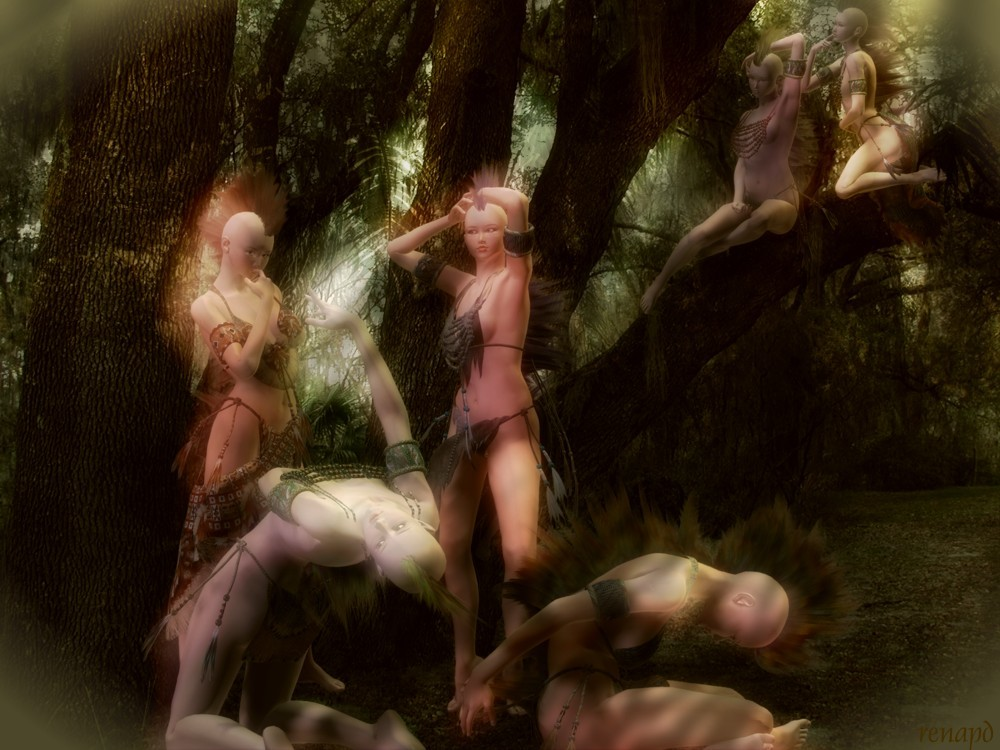 Dreamwalkers Tribe by -renapd-