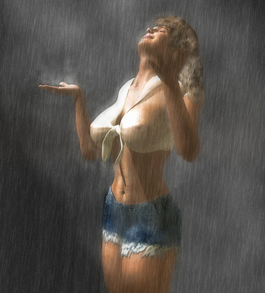 Rain Worshipper