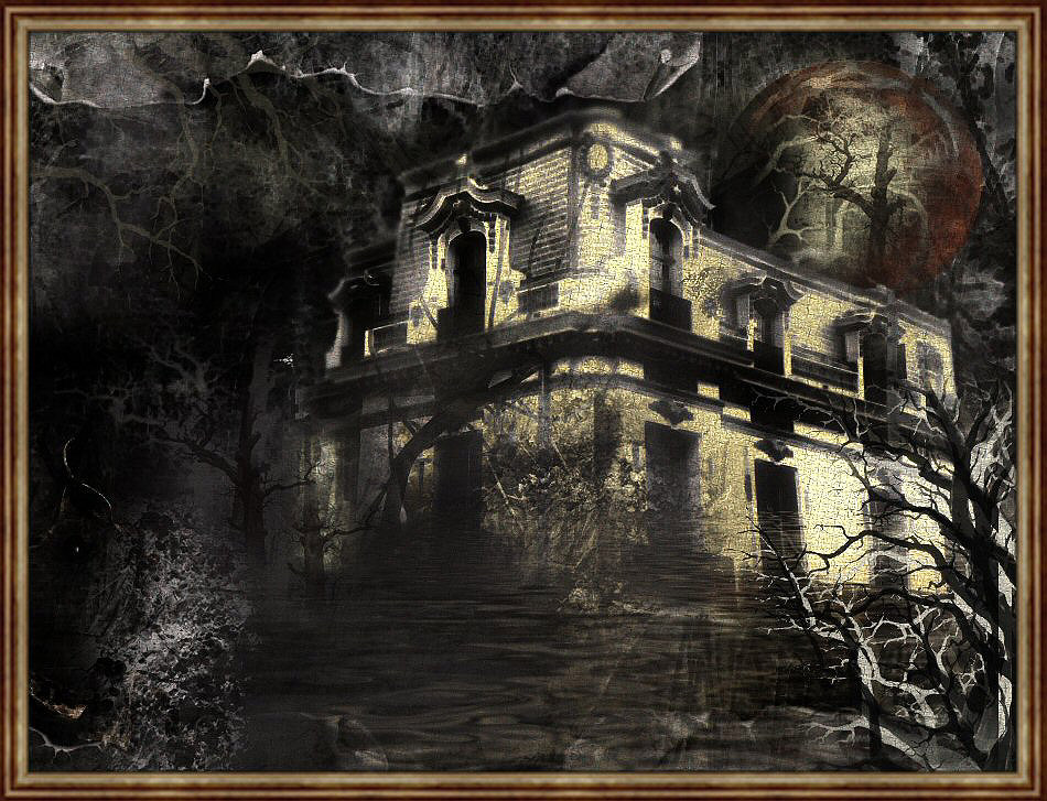 Ghost of the River Plantation