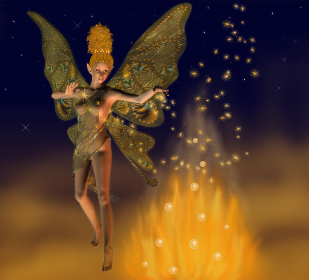 The night Fairie