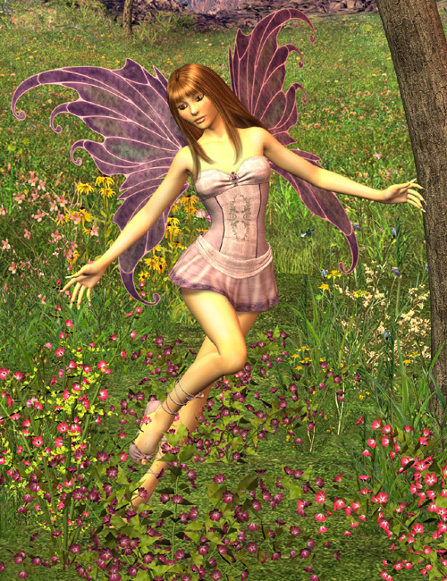 Textures Pack for Wild Butterflies by kandeewright