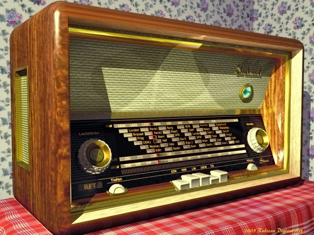 Back to the 50's ! (Radio
